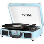 Victrola - Bluetooth Stereo Turntable - Turquoise