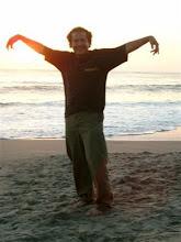 Puesta de Sol en la Costa Verde-Lima