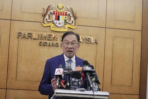 Anwar yakin jadi PM ke-8 tahun 2020