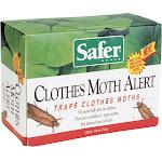 Safer Clothes Moth Alert Trap - 2 count