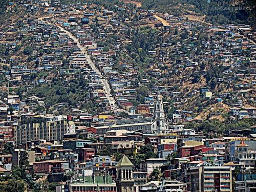 VALPARAÍSO - CHILE by Pablo C.M || BANCOIMAGENES.CL