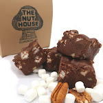 Rocky Road Fudge - 1 lb