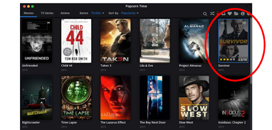 Popcorn Time lawsuits continue as 16 are sued for watching Survivor | Ars Technica