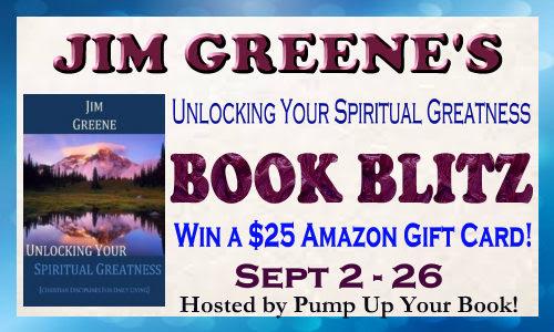 JIm Greene Book Blitz Banner