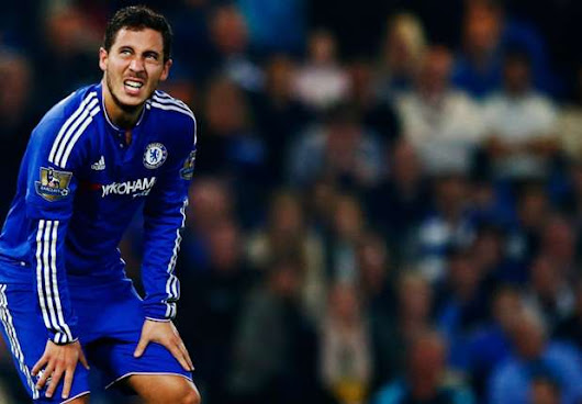 With a fit condition and fit 100 percent, Hiddink believes Hazard could get back to his best. ~ Spirit Football