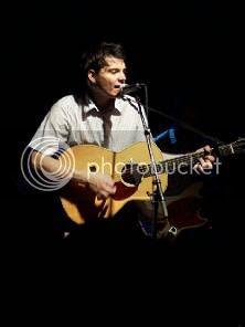 Jeff Tweedy of Wilco @ The Mod Club Theatre (Toronto, Ontario), August 3, 2004: photo by Mike Ligon