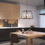 Carter Square Pendant By Artika