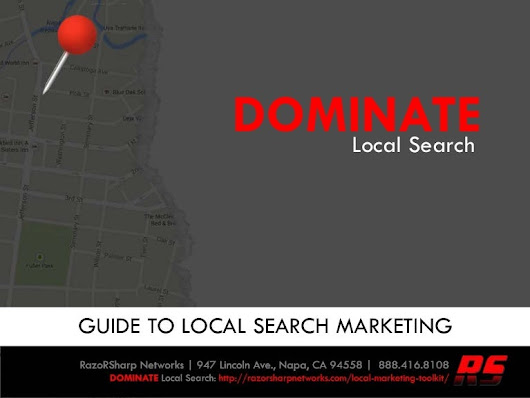 The 20 slide guide to DOMINATE local search marketing