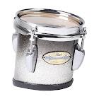 Pearl Maple CarbonCore Marching Tenor Black Silver Burst 6x8