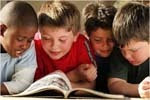 Talking Matters helps with literacy