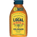Rice's Local Hive Colorado Raw & Unfiltered Honey -12oz