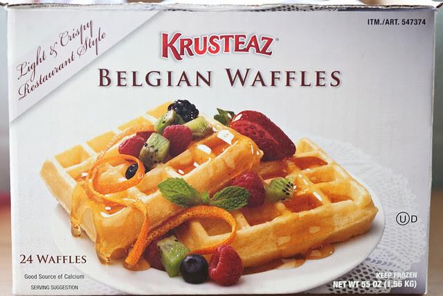Photos by jalna: Krusteaz Belgian Waffles
