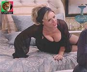 Giulia Gam sensual na novela Sangue Bom