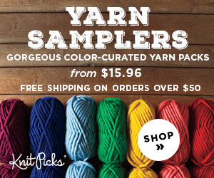 Yarn Samplers From Knit Picks