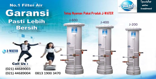 J-WATER | FILTER AIR | PENJERNIH AIR | PENYARING AIR NO.1