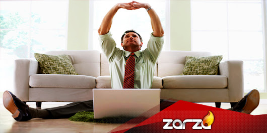 Telecommuting for employees of trust | ZARZA