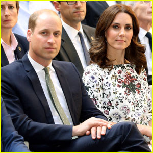 Kate Middleton & Prince William Check Out Shakespeare Theatre During Poland Visit!