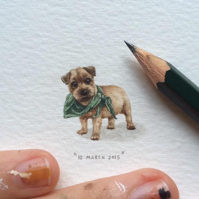 tiny-potluck-100-paintings-ants-lorraine-loots-4