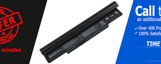Get the correct laptop battery and extend your laptops life!