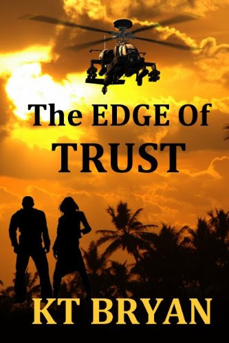 THE EDGE OF TRUST (TEAM EDGE) by KT BRYAN