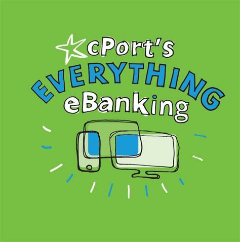 cPort's new eBanking!   cPort Credit Union