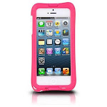 Joy aXtion Go CWD105 Cover for iPhone 5/5s - Fuchsia Pink
