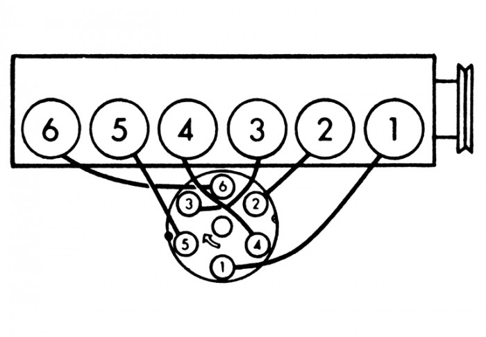 34 Jeep 40 Firing Order Diagram