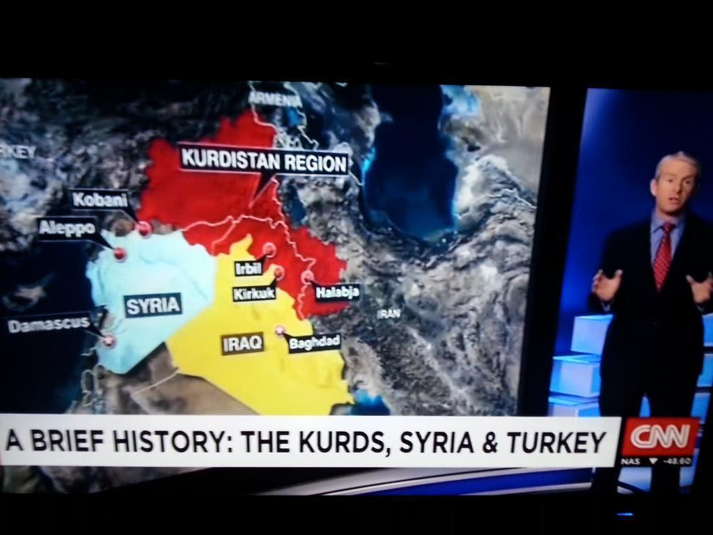 Το CNN διαμέλισε την Τουρκία - Αντιδράσεις από τα τουρκικά ΜΜΕ