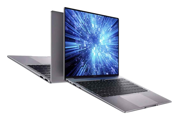 Apple is no longer alone: Huawei launches its first laptop with arm processor