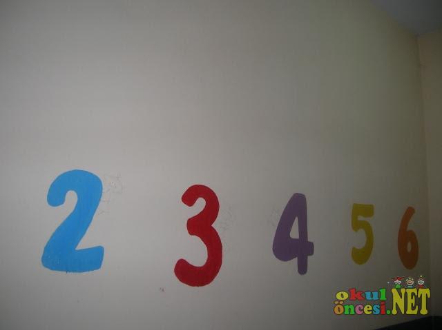 Duvar Süsü Yağlı Boya Duvar Boyama Okulöncesi Okul Süsü Duygular