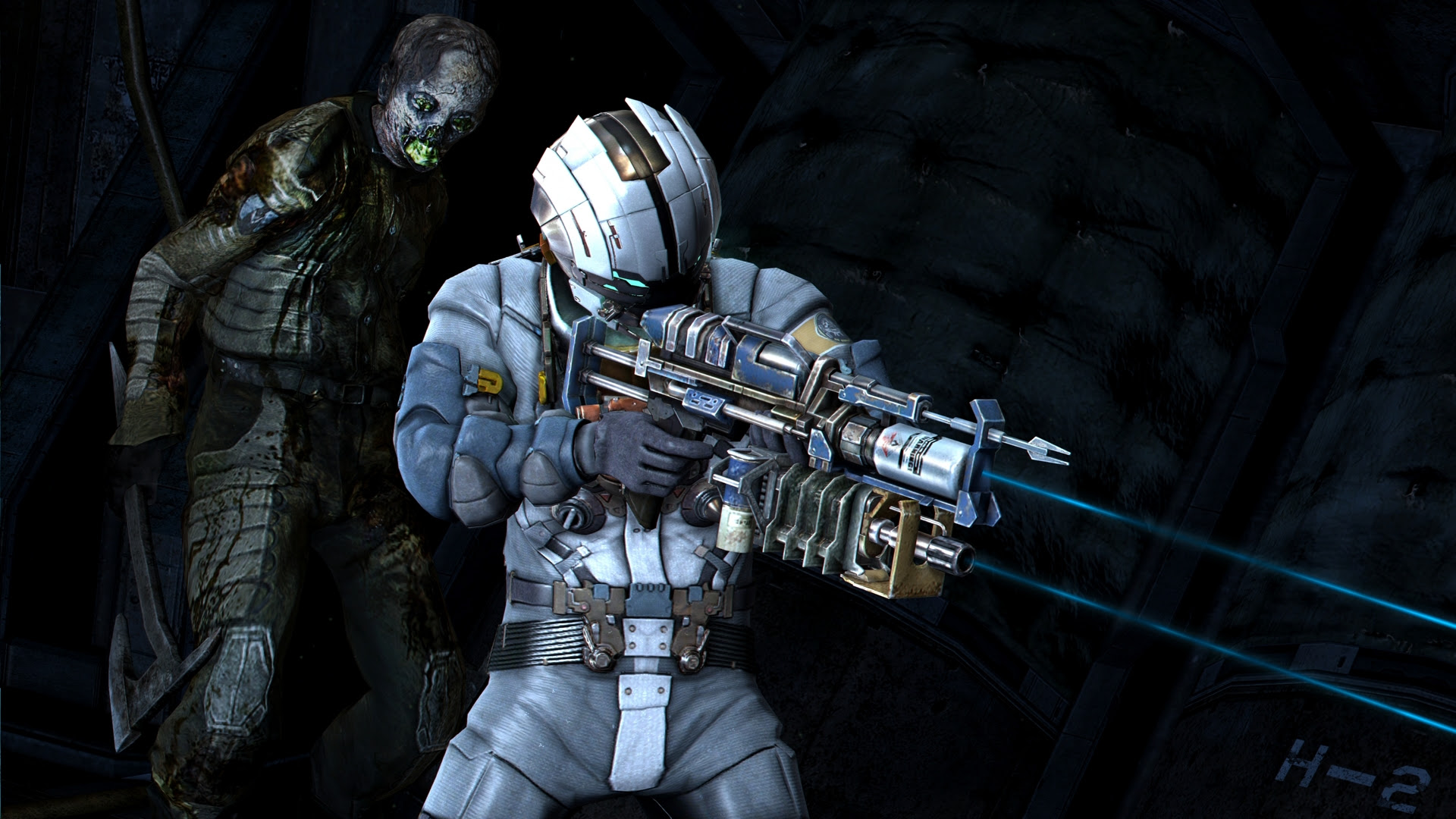 1080 Dead Space Wallpaper Hd