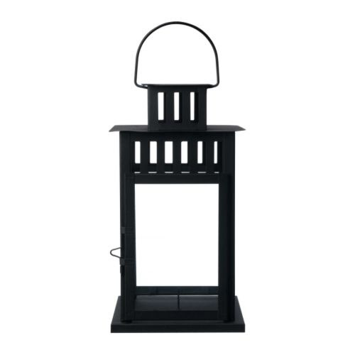 The Perfect Black Lantern for Centerpieces?:) - Weddingbee