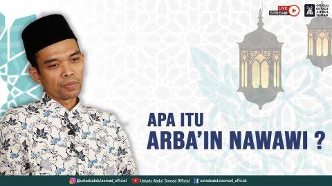 LIVE STREAMING - Kajian Kitab Fathul Mubin | | Apa itu Arba'in Nawawi ? | | Live - Pekanbaru, Riau
