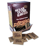 Office Snax Sugar In The Raw Sugar Packets - Packet - 0.16 Oz - Cane Sugar Flavor - Natural Sweetener - 200/box (00319)