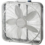 "Lasko 3723 20"" Premium 3-Speed Box Fan"