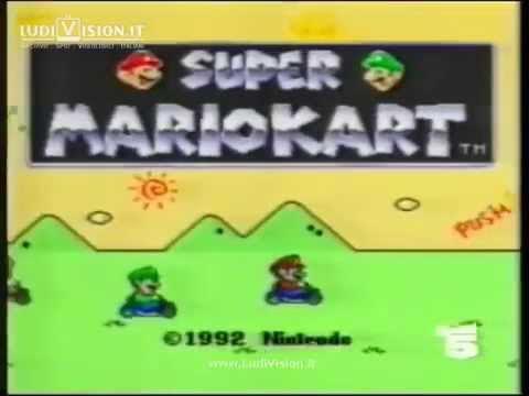 Super Nintendo - Super Mario Kart (1993)