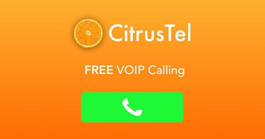 Free Online Phone Calls | CitrusTel