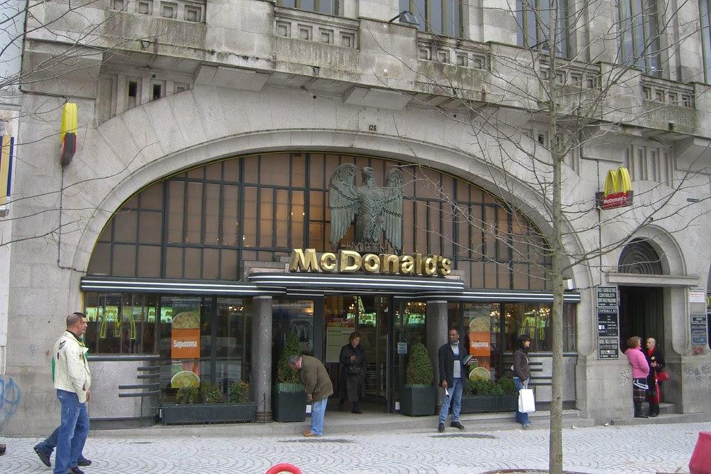 Porto- McDonalds