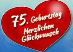 Geburtstagswünsche Zum 75 Mann