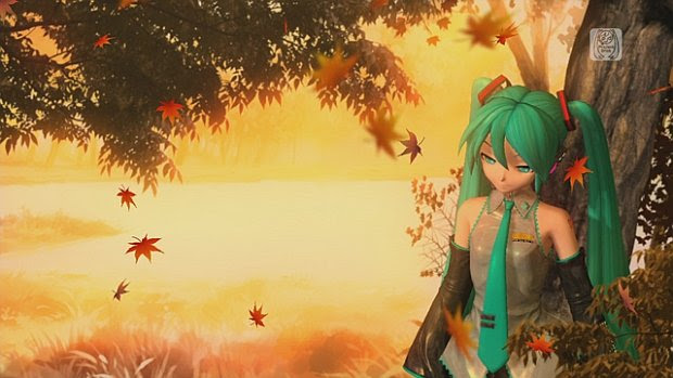 Project DIVA Dreamy Theater shafts the PSP Go, too screenshot