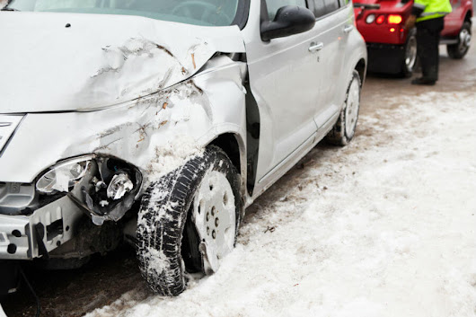 7 Steps to Take After a Winter Car Crash | Schmidt Kramer
