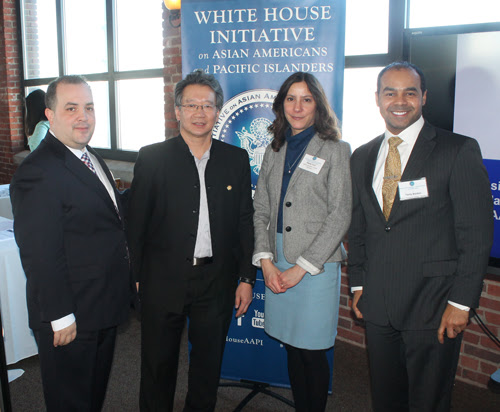 White House Initiative team