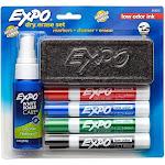 Expo 80653 Original Dry Erase Marker Set