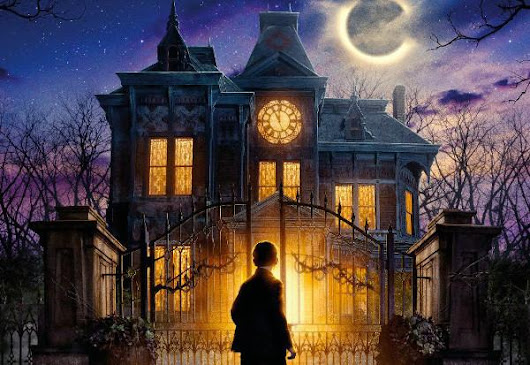 Where was The House with a Clock in Its Walls filmed? The location of the haunted mansion