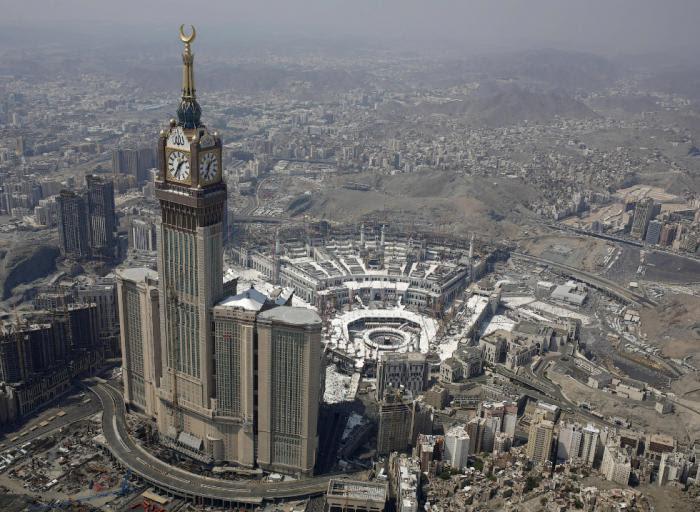 Fairmont Makkah Clock Royal Tower Hotel Makkah Clock Tower Makkah