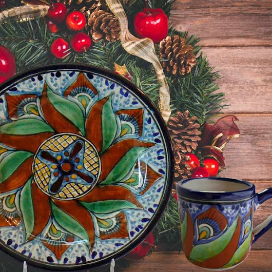 Holiday Giving with Heart: Artisan Talavera Pottery
