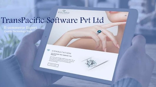Diamond & Jewellry eCommerce Experts TransPacific Software Pvt. Ltd