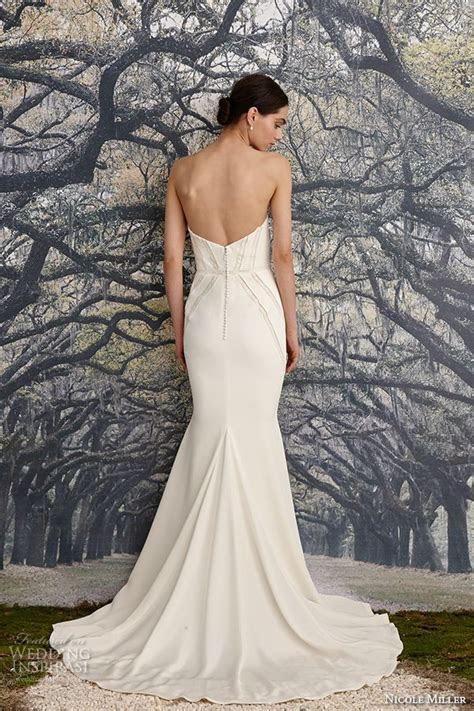 Best 25  Nicole miller bridal ideas on Pinterest   Nicole