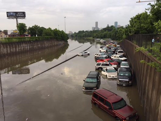 Texans forced to cancel offseason opener due to flooding - Sportsnaut.com