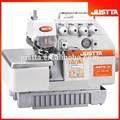 Taizhou máquina de coser overlock Precio coser JT747